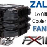 Probamos el Cooler Zalman FX100