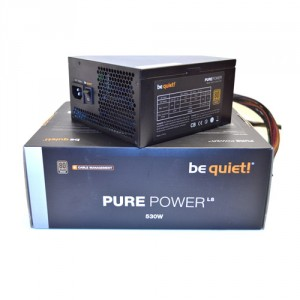 Be Quiet Pure Power L8 Embalaje