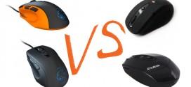 Ratones con cables vs ratones inalámbricos, ventajas y desventajas