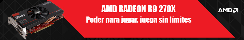 PC Gaming Gráfica AMD R9