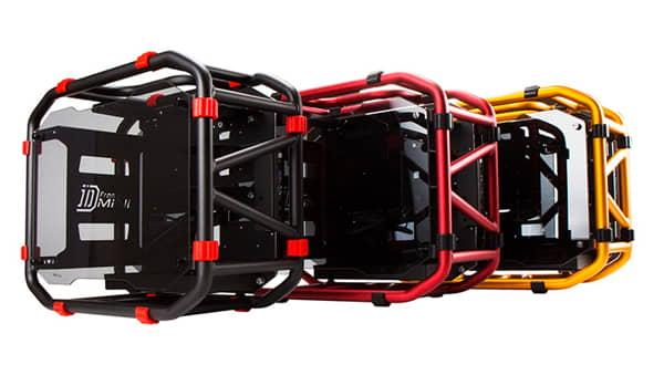 D-Frame mini llega con un novedoso diseño