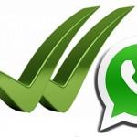 Whatsapp notificará los mensajes leídos.