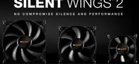 Silent Wings 2, silencioso y eficiente.