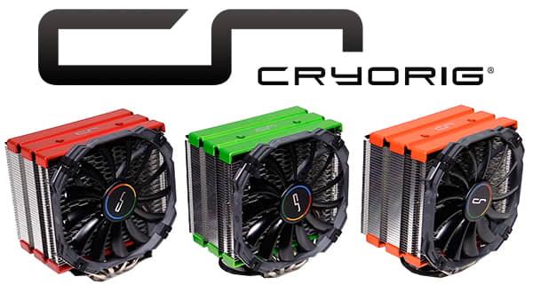 ¡Sorteo Cryorig H5 de colores!