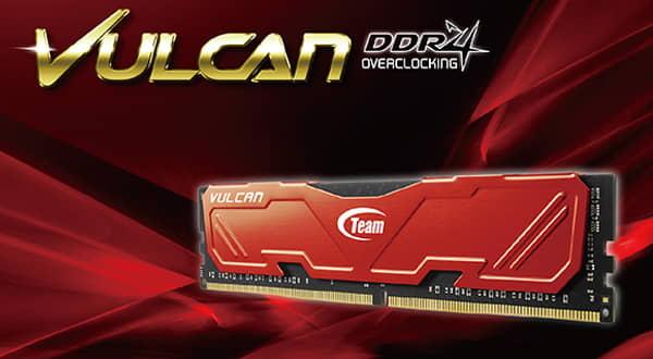 Memorias TEAM DDR4 OC