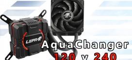Lepa AquaChanger 120 y 240 – No dejará que llegue el verano a tu PC