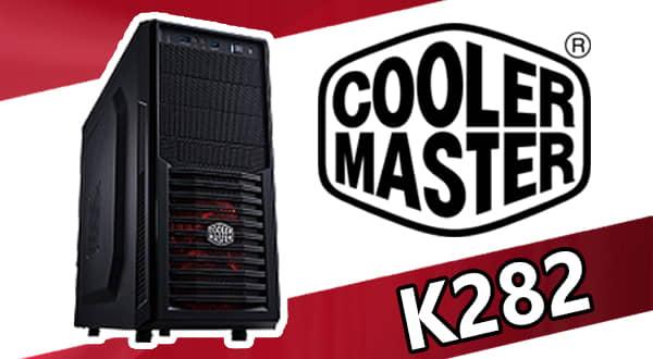 K282 de Cooler Master, una sobrada de caja