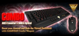 Ares Essential Gaming Gear Combo – El Kit ganador