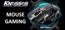 Ratón Gaming Zalman ZM-GM4 Knossos – El ratón gaming que buscabas