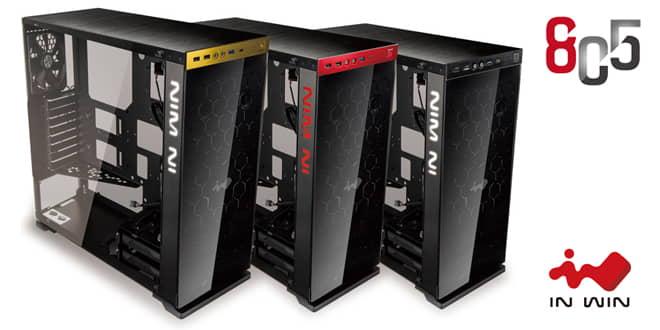 In Win 805 - Diseño y prestaciones