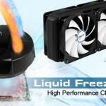 Arctic Liquid Freezer 240