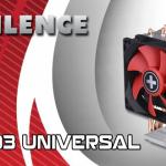 Disipador M403 Universal de Xilence – Un cooler todo terreno