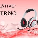 Sound Blaster Inferno, los headset de Creative