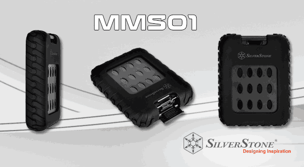 SilverStone MMS01 - La protección definitiva