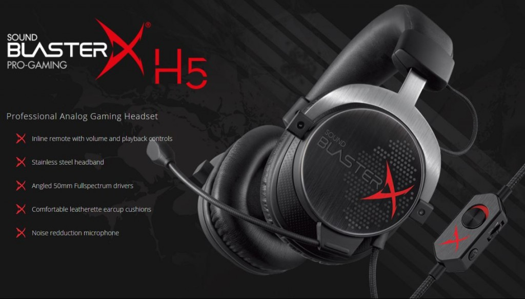 Creative Sound BlasterX Pro Gaming