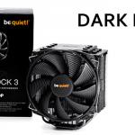 Cooler para CPU Dark Rock 3 de be quiet!