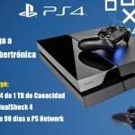 PlayStation 4 llega a Sistemas Ibertrónica