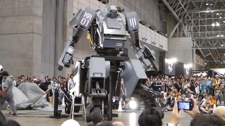 Robots de Guerra - cuando la ciencia ficción se torna realidad