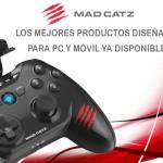 Mad Catz llega a Sistemas Ibertrónica