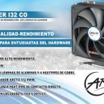 Cooler Arctic Freezer i32 CO