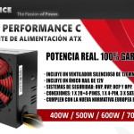 Xilence Performance C – Fuentes de potencia real