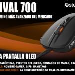 SteelSeries Rival 700, un ratón de categoría