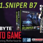 Gigabyte G1 Sniper B7 – La placa base que esperabas