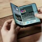Samsung nos muestra el teléfono flexible