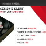 Nuevos ventiladores Xilence White Box en Sistemas Ibertrónica