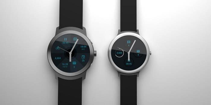 Google trabaja en dos nuevos smartwatchs