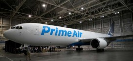 Amazon One. La flota de aviones de Amazon ha llegado