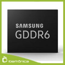 Memorias GDDR6 Samsung