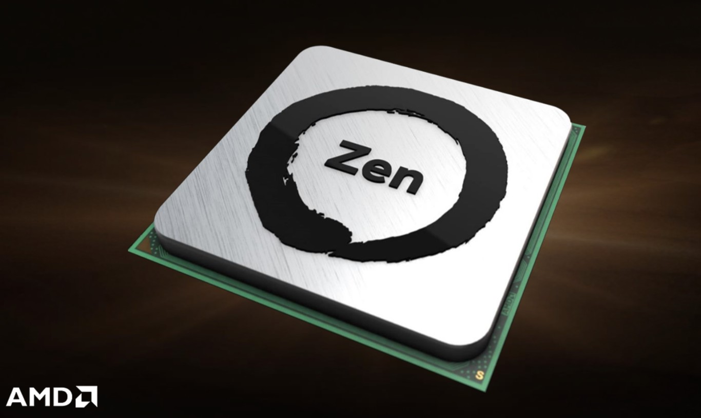Los procesadores AMD ZEN plantan cara a Intel