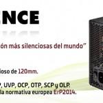 Aterriza la nueva fuente Xilence Performance APlus 530W  en España