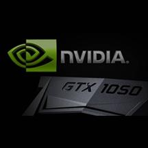 nVidia GTX1050