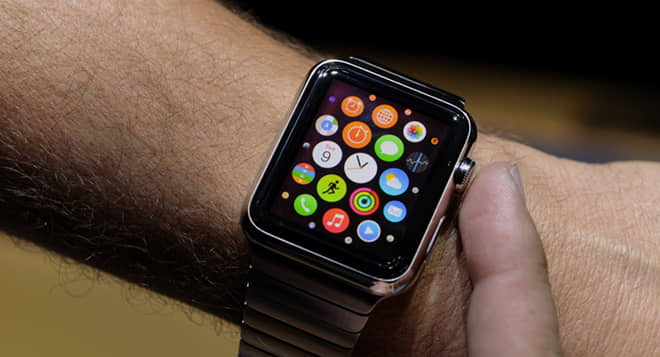Reloj inteligente para detectar enfermedades
