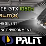 Nvidia GTX 1050 Ti con refrigeración pasiva