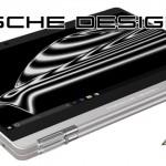 Porsche Design diseña un portátil con bisagra convirtiéndolo en un '2 en 1'