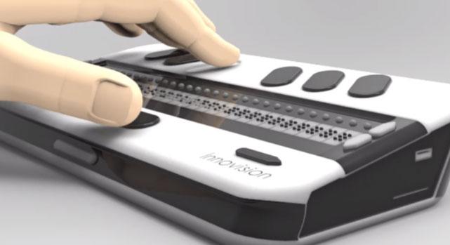 tipos de teclados braille