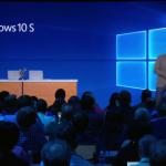 Microsoft presenta Windows 10 S, un sistema operativo para estudiantes