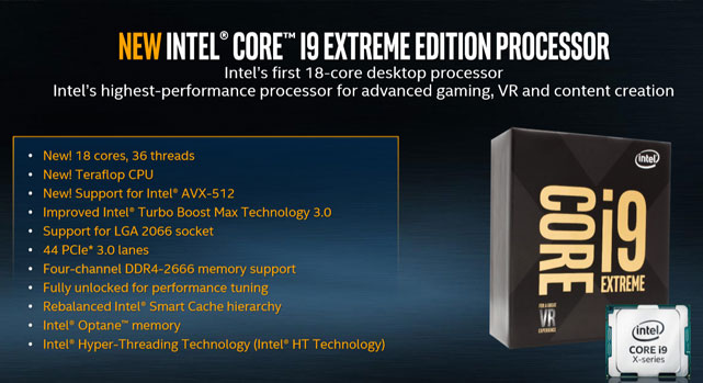 core i9 extreme edition
