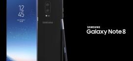 Galaxy Note 8, todos los detalles y fecha de salida