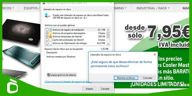 Mi PC va lento Windows solucionarlo