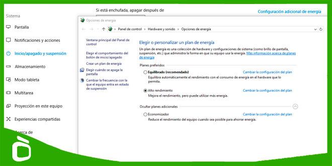 consejos mejorar rendimiento windows