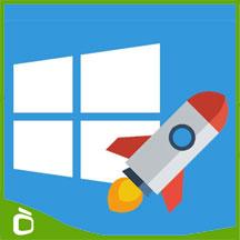 Windows ordenador rápido