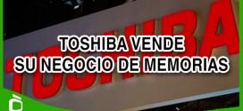 Toshiba vende su negocio de memorias por 18000 millones de dolares