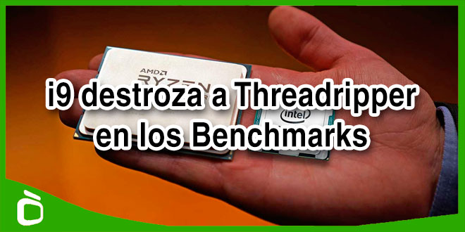 Los primeros benchmarks de Intel Core i9-7980XE arrasan a los Threadripper