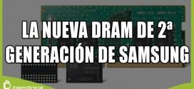 Samsung presenta sus nuevas DRAM DDR4 de 8 Gb de 10 nm