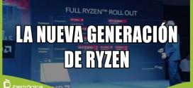 AMD confirma la 2ª generación de Ryzen