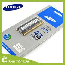 Foto DRAM DDR3 Samsung empaquetada